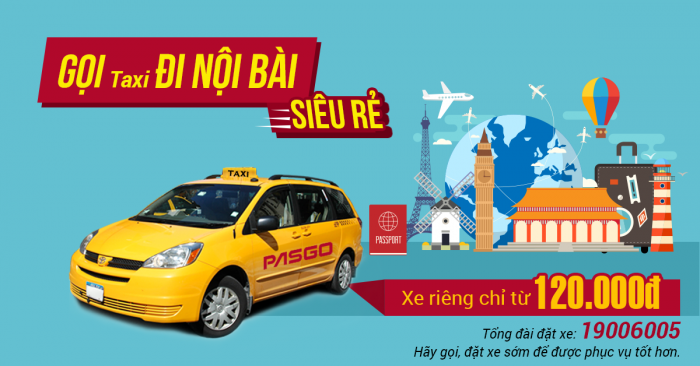 airport taxi banner